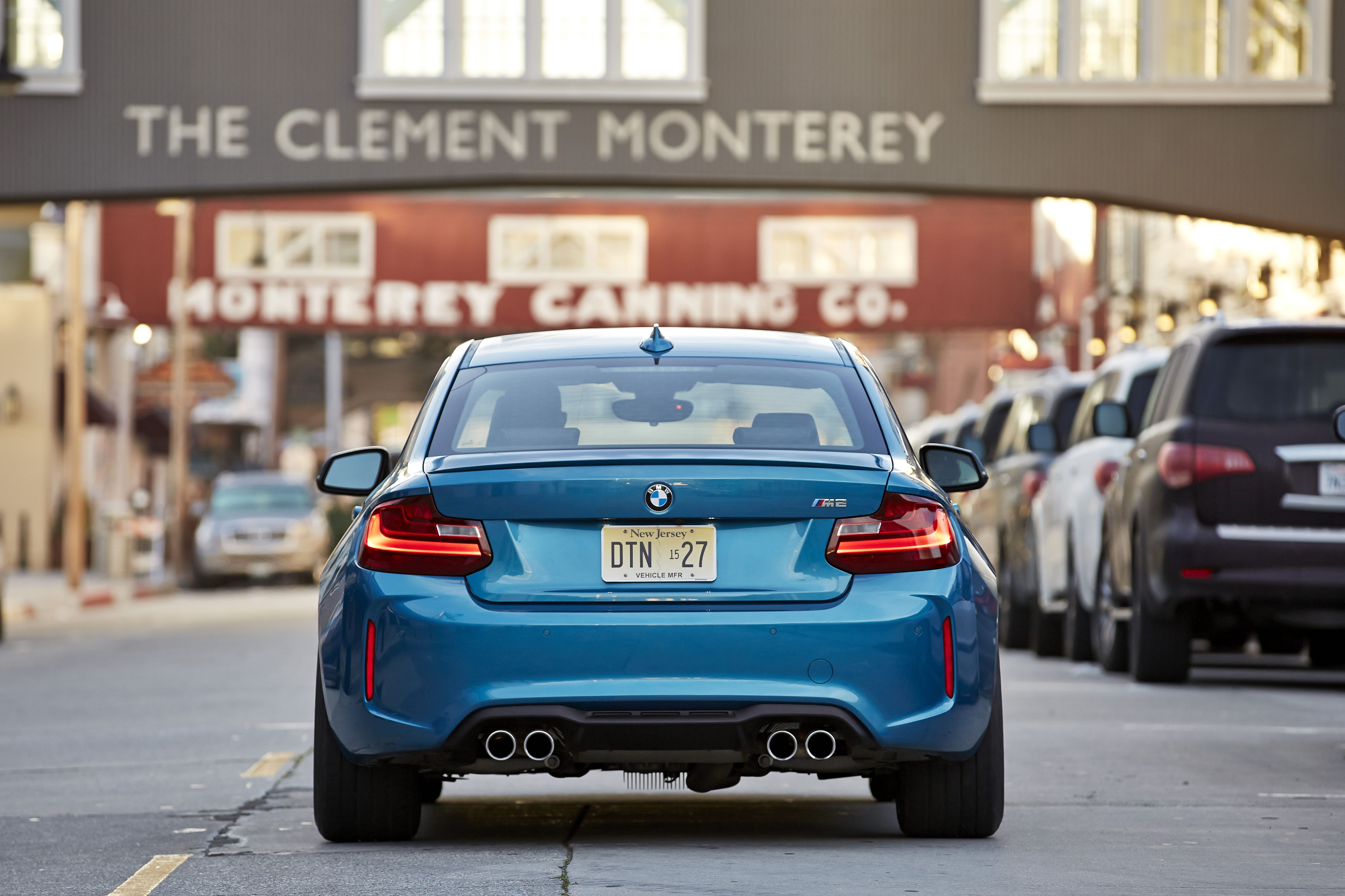 Driving the BMW M2: perfectly flawed