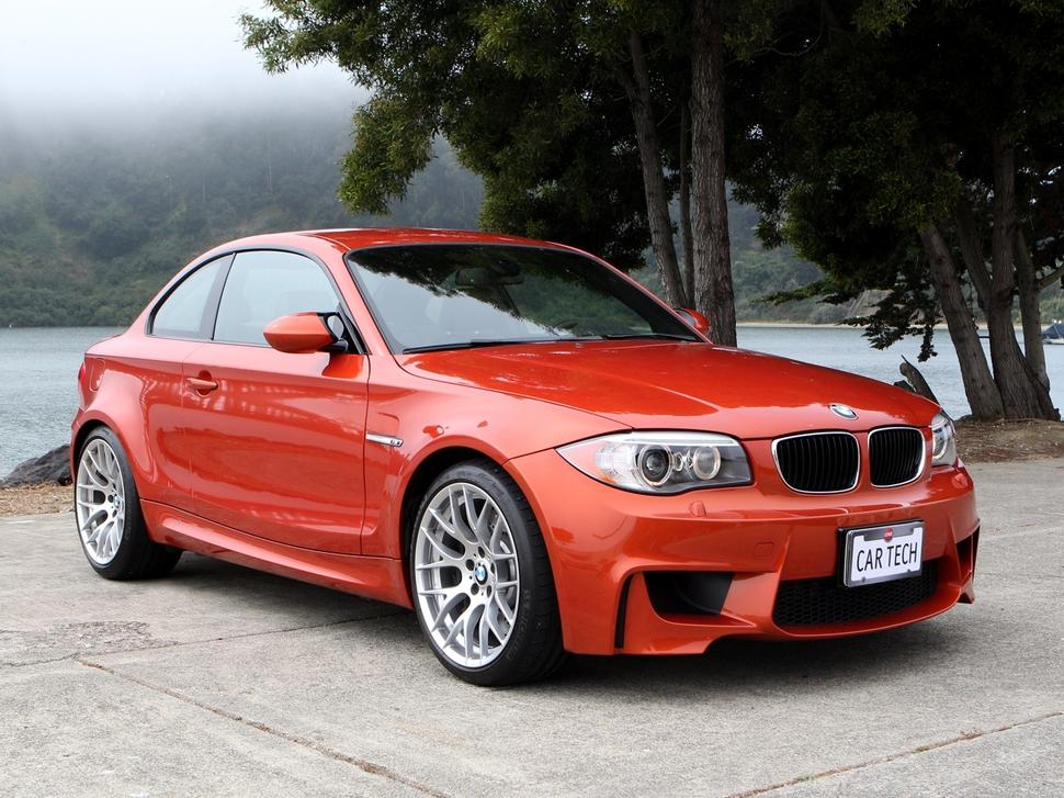 BMW 1 Series M Coupe now worth more than other models that were nearly twice …
