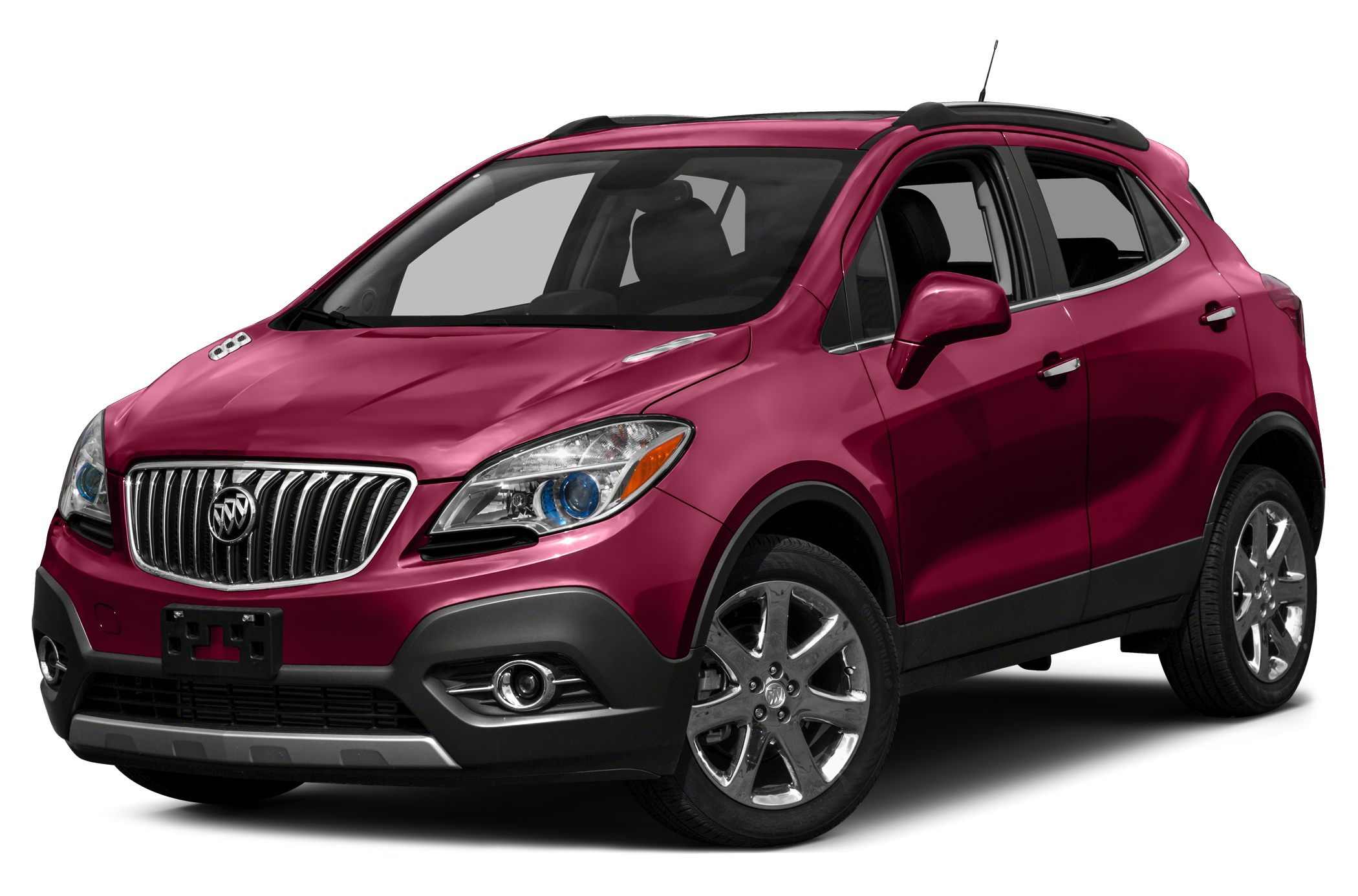 2017 Buick Encore freshens up for the New York Auto Show